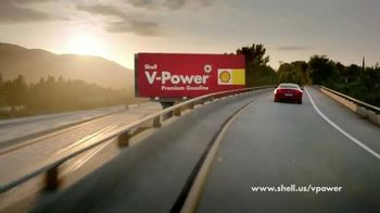 Shell V-Power TV Spot, 'Exciting Roads'