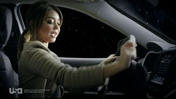 Jeep TV Spot, 'USA Network: The Cherokee Effect' Featuring Sarah Hyland - 2 commercial airings