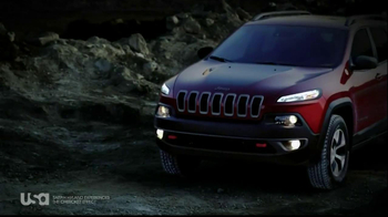 Jeep TV Spot, 'USA Network: The Cherokee Effect' Featuring Sarah Hyland - Thumbnail 1