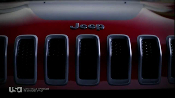 Jeep TV Spot, 'USA Network: The Cherokee Effect' Featuring Sarah Hyland - Thumbnail 2