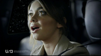 Jeep TV Spot, 'USA Network: The Cherokee Effect' Featuring Sarah Hyland - Thumbnail 5