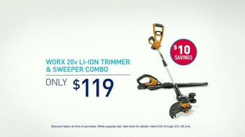 Lowe's TV Spot, 'Spring is Calling' - Thumbnail 10