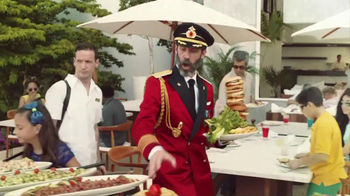 Hotels.com TV Spot, \'Captain Obvious\'