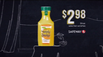 Safeway Deals of the Week TV Spot, 'Oscar Mayer, Simply Orange, Oikos' - Thumbnail 7