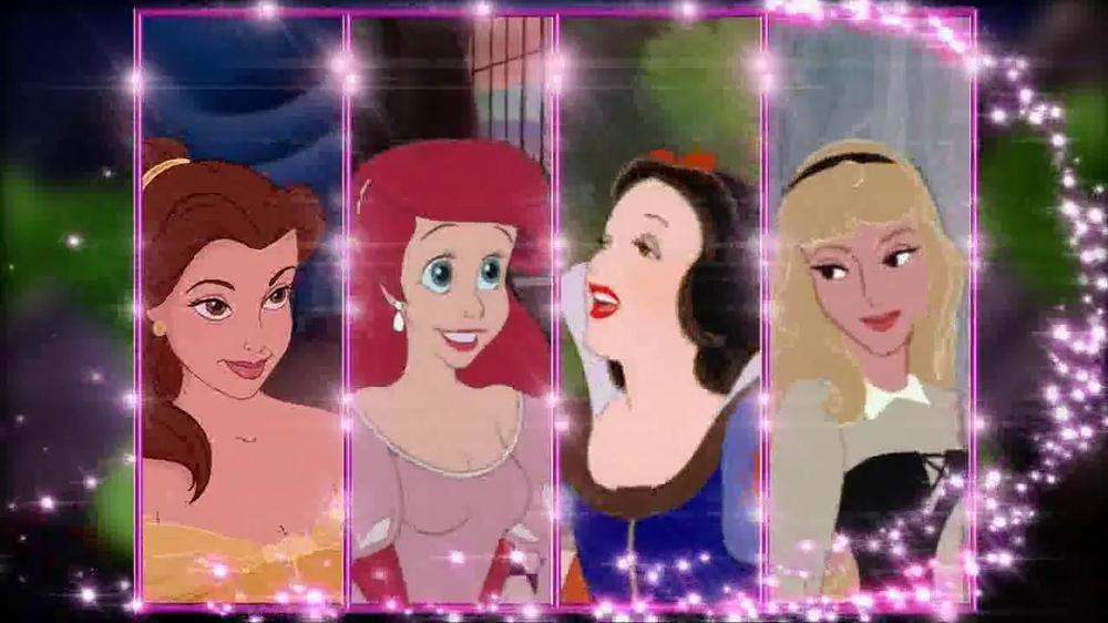 Pop Up Magic Games TV Commercial, 'Stride Rite Disney Princess Shoes'