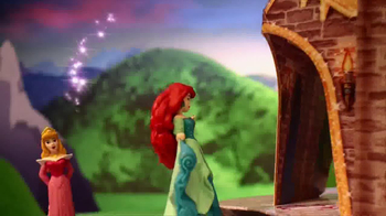 Pop Up Magic Games TV Spot, 'Stride Rite Disney Princess Shoes' - Thumbnail 4