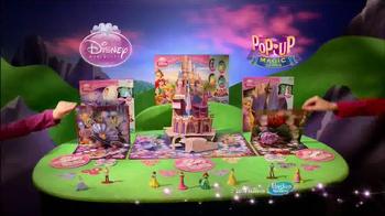 Pop Up Magic Games TV Spot, 'Stride Rite Disney Princess Shoes' - Thumbnail 5