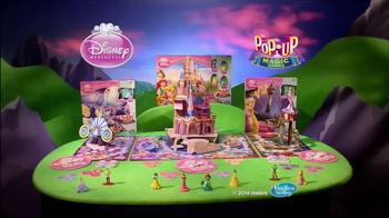 Pop Up Magic Games TV Spot, 'Stride Rite Disney Princess Shoes' - Thumbnail 6