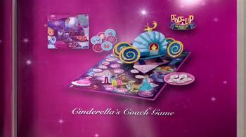 Pop Up Magic Games TV Spot, 'Stride Rite Disney Princess Shoes' - Thumbnail 9