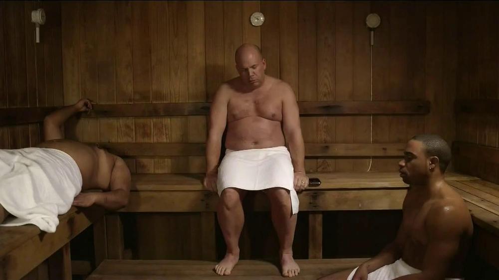 Realtor.com Mobile App TV Commercial, 'Sauna'