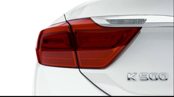 2015 Kia K900 TV Spot, 'Introduction' Featuring Laurence Fishburne - Thumbnail 7