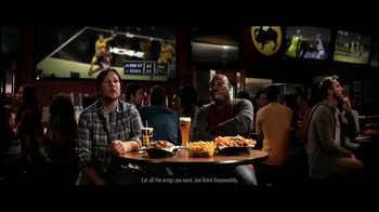 Buffalo Wild Wings TV Spot, 'Heat' - Thumbnail 1