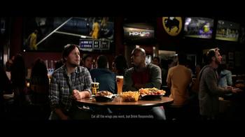 Buffalo Wild Wings TV Spot, 'Heat' - Thumbnail 2
