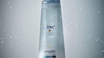 Dove Oxygen Moisture TV Spot, 'More Volume' - Thumbnail 7