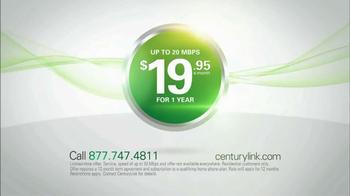 CenturyLink TV Spot, 'Get it All' - Thumbnail 10