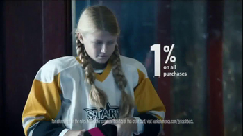 Bank of America Bank Americard TV Spot, 'Ice Time' - Thumbnail 4