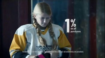 Bank of America Bank Americard TV Spot, \'Ice Time\'