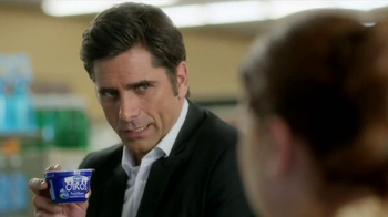 Oikos TV Spot, 'Stamos Train' Featuring John Stamos - Thumbnail 3