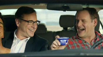 Oikos TV Spot, 'Stamos Train' Featuring John Stamos - Thumbnail 8
