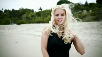 Weight Watchers TV Spot, 'Beach' Featuring Jessica Simpson - Thumbnail 6