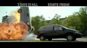 3 Days to Kill - Alternate Trailer 17