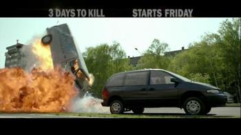 3 Days to Kill - Alternate Trailer 15