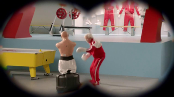 2014 Kia Optima TV Spot, 'Boxing Intern' Ft. Blake Griffin, Jack McBrayer - Thumbnail 2