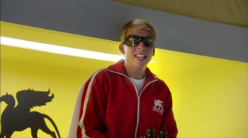 2014 Kia Optima TV Spot, 'Boxing Intern' Ft. Blake Griffin, Jack McBrayer - Thumbnail 9