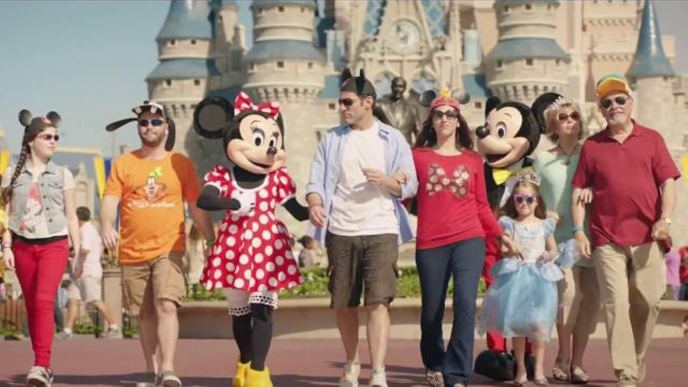Disney Parks & Resorts TV Commercial, 'Serious Fun'