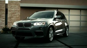 BMW X3 TV Spot