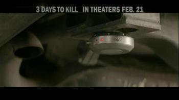 3 Days to Kill - Alternate Trailer 7