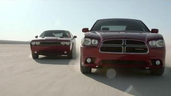 Dodge TV Spot, 'Charger vs. Challenger' - Thumbnail 6