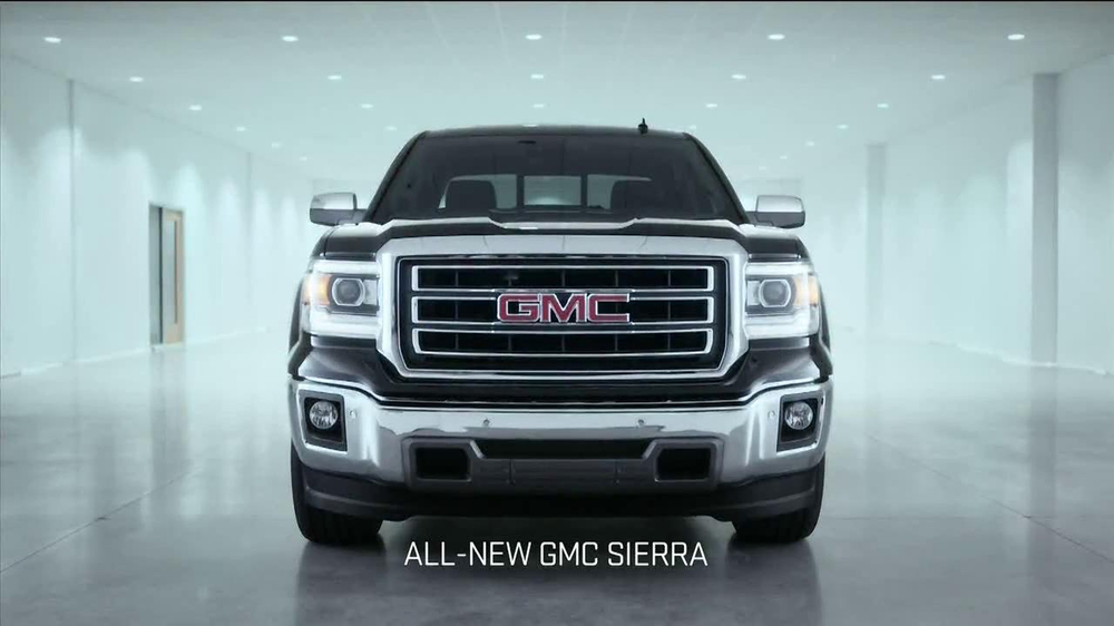 2014 GMC Sierra TV Commercial, 'President's Day Sale'