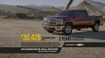 Chevrolet SilveradoTV Spot, 'Comparison' - Thumbnail 10