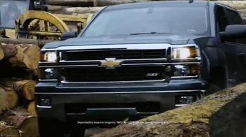 Chevrolet SilveradoTV Spot, 'Comparison' - Thumbnail 2