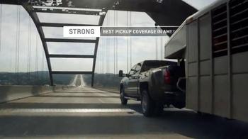 Chevrolet SilveradoTV Spot, 'Comparison' - Thumbnail 5