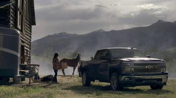 Chevrolet SilveradoTV Spot, 'Comparison' - Thumbnail 6
