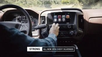 Chevrolet SilveradoTV Spot, 'Comparison' - 541 commercial airings