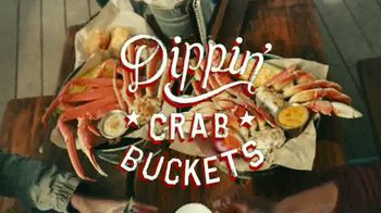 Joe\'s Crab Shack Dippin\' Crab Bucket TV Spot