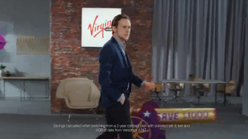 Virgin Mobile TV Spot, 'More Obvious' - Thumbnail 8