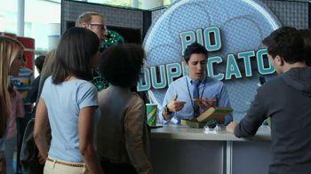 Subway Flatizza TV Spot, 'Bio Duplicator'