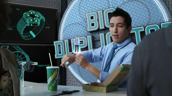 Subway Flatizza TV Spot, 'Bio Duplicator' - Thumbnail 7