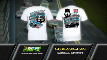 NASCAR Superstore TV Spot - Thumbnail 2