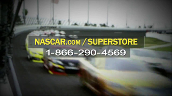 NASCAR Superstore TV Spot - Thumbnail 4