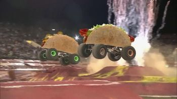 Jack in the Box Monster Tacos TV Spot, 'Monster Taco Madness'