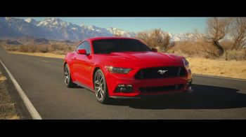 2015 Ford Mustang TV Spot, 'Need for Speed' - 230 commercial airings