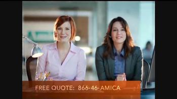 Amica Mutual Insurance Company TV Spot, 'Demands' - Thumbnail 10