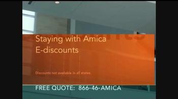 Amica Mutual Insurance Company TV Spot, 'Demands' - Thumbnail 8