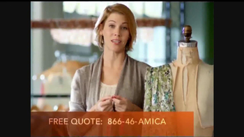 Amica Mutual Insurance Company TV Spot, 'Demands' - 298 commercial airings