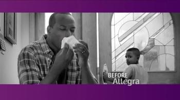 Allegra TV Spot, 'Dad' - Thumbnail 1